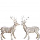 Poly reindeer